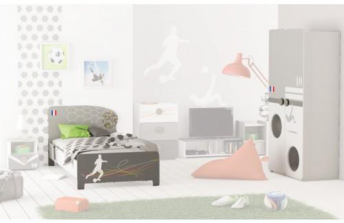Dječja soba Foot (mali komplet)