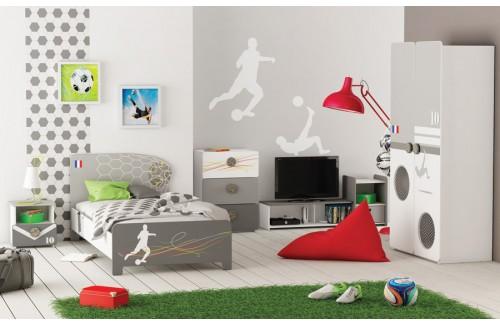 Dječja soba Foot (veliki komplet)