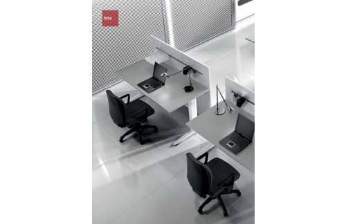 Uredski stol s pregradom TK04