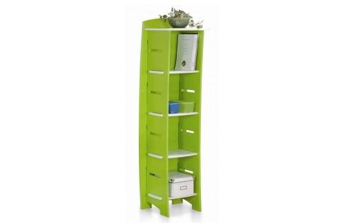 Regal 1, 2, 3 Shelf FUR23: zelena