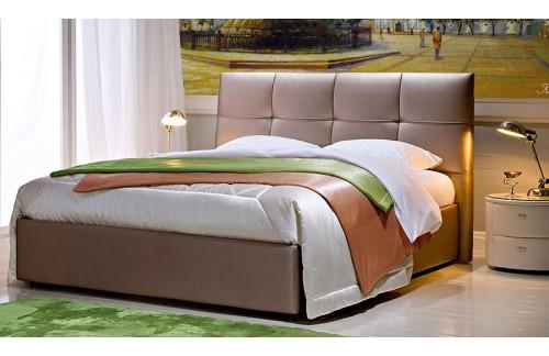 Tapecirani krevet LORD s mehanizmom za podizanje