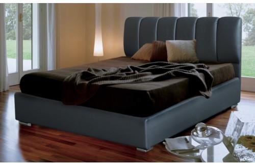 Tapecirani krevet OLIMP s mehanizmom za podizanje