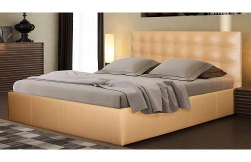 Tapecirani krevet TENNESY s mehanizmom za podizanje