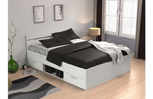 Krevet Michigan (bijela) - 160x200