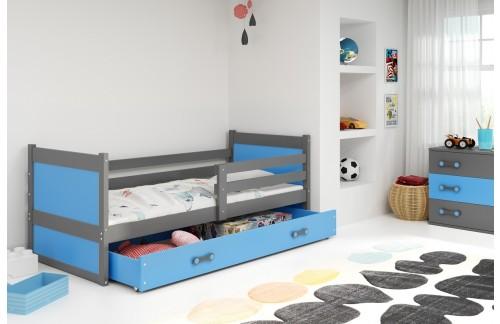 Krevet RICO s ladicom 90x200 (različite boje) + GRATIS ležište
