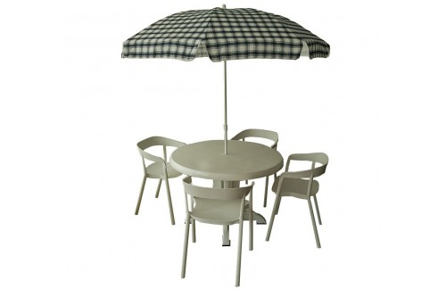 Suncobran za PVC stol - slika je simbolična