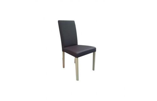 Blagovaonska stolica KANZONA - wenge drvene noge