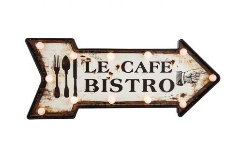 Tabla CAFE BISTRO