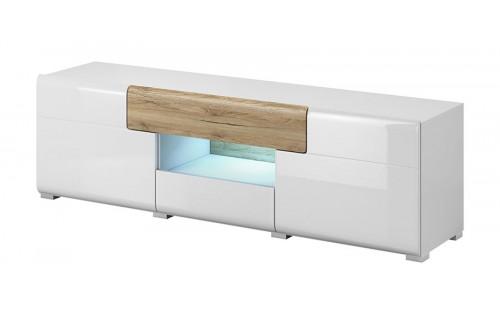 TV stol IBIZA - BIJELA