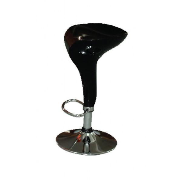 Barska stolica SONG - crna