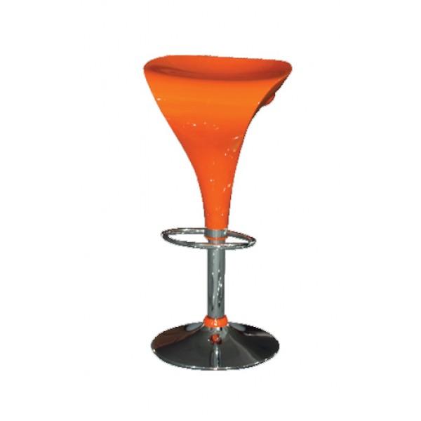 Barska stolica SONG - narančasta