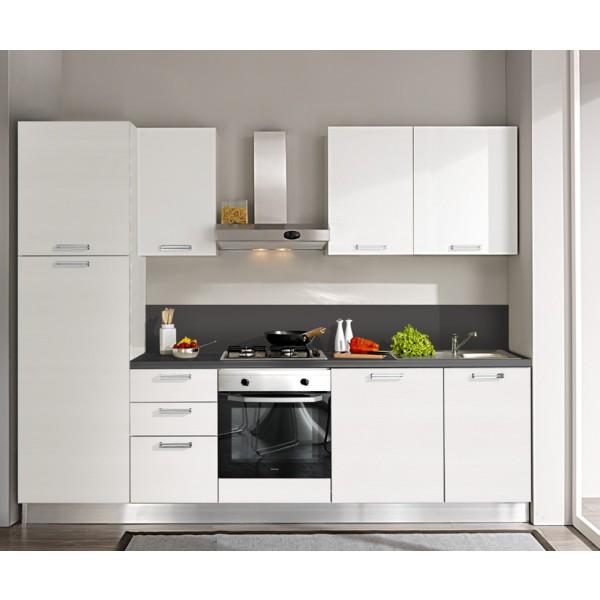 Kuhinja Unica CAPRI 4, 270 cm - sastav