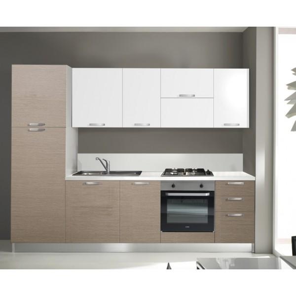 Kuhinja Unica CAPRI 6, 270 cm - sastav