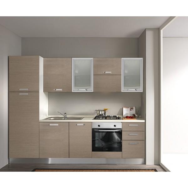 Kuhinja Unica CAPRI 8, 270 cm - sastav