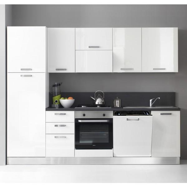 Kuhinja Unica CAPRI 5, 270 cm - sastav