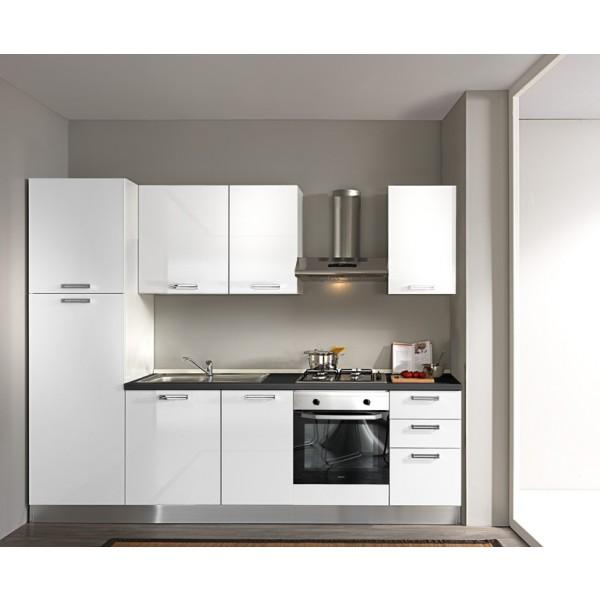 Kuhinja Unica CAPRI 9, 270 cm - sastav