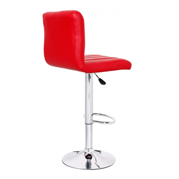 Barska stolica Hot: crvena