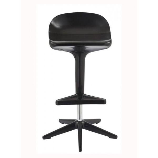 Barska stolica Triangle: crna