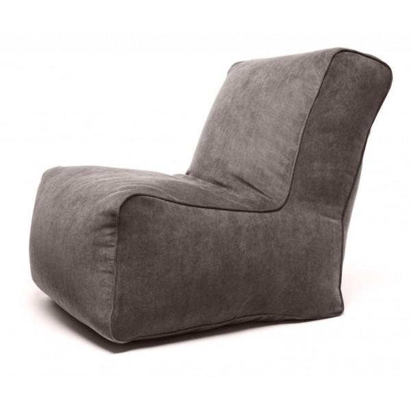 Fotelja Inspira - tamno siva