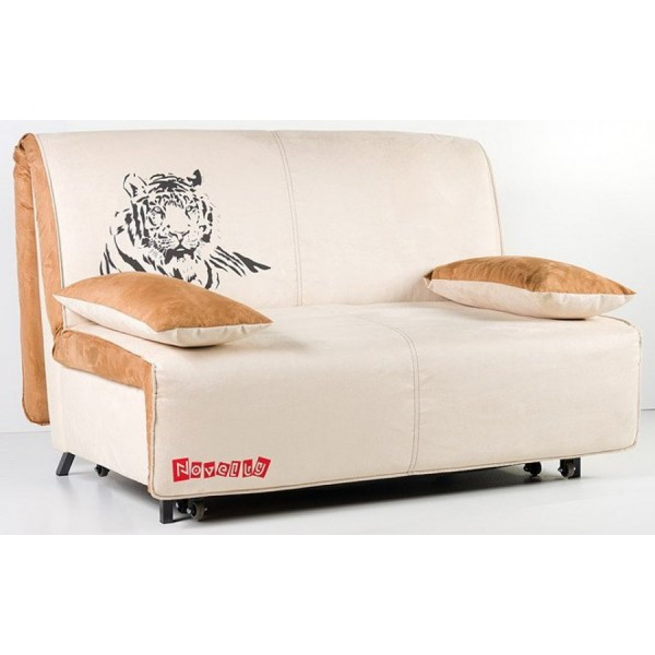 Multifunkcijska sjedeća garnitura Novelty s ležištem - Motiv: Tiger