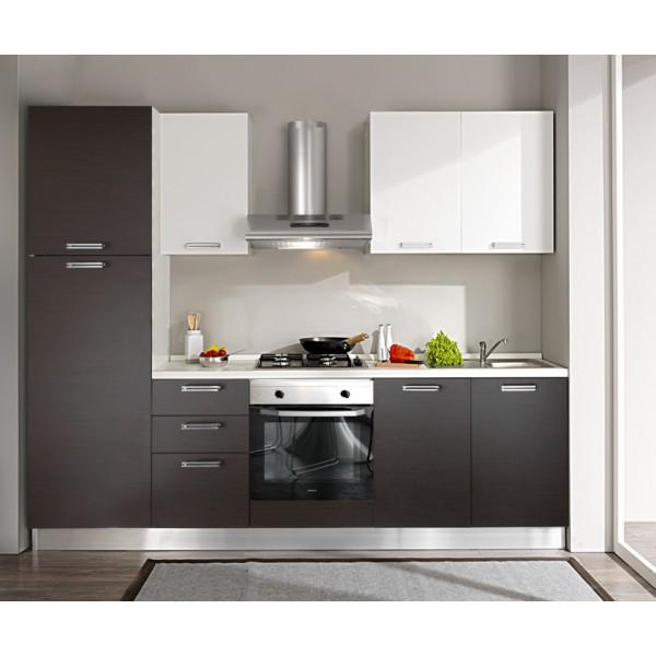 Kuhinja Unica CAPRI 3, 255 cm - sastav