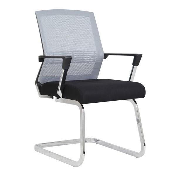 Konferencijska stolica Viktorija - siva