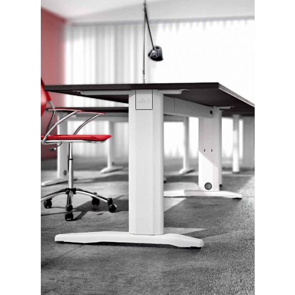 Kutni uredski stol TK01 - bočno