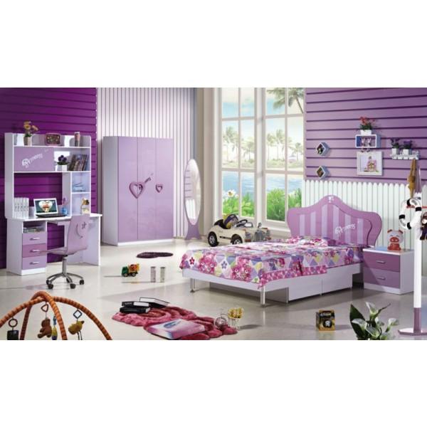 Dječja soba Lavender Princess (mali set)
