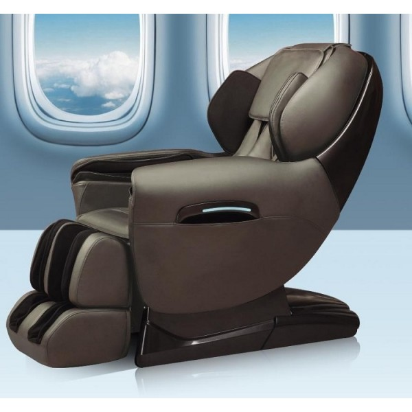 Profesionalna masažna fotelja FARAON (crna)