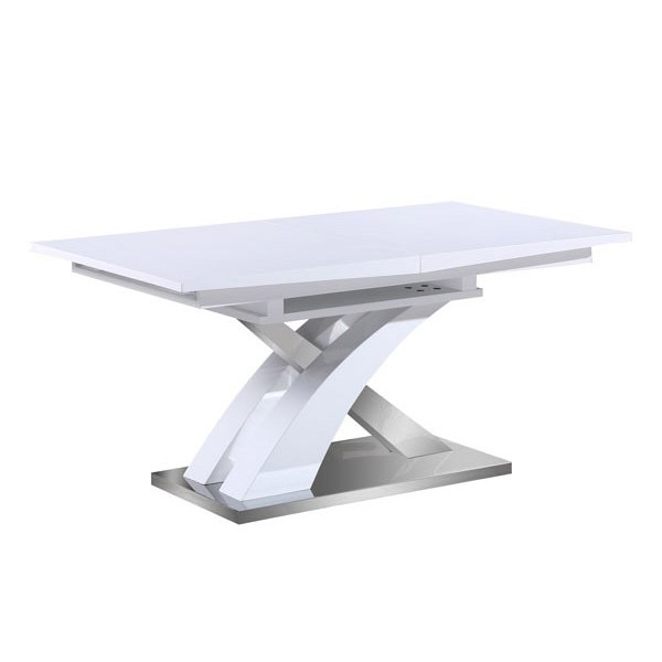 Produžni stol Solution - bijela