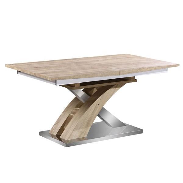 Produžni stol Solution - sonoma hrast