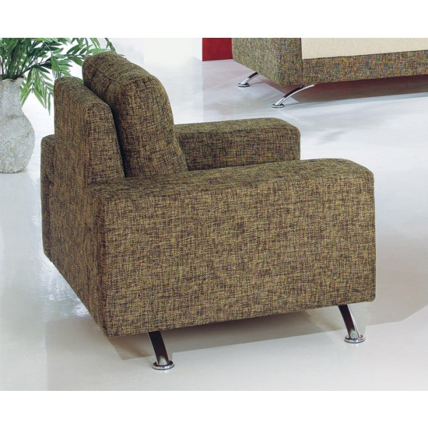 Fotelja MODERNO 1  (bež-smeđa)