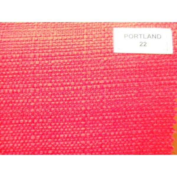 Multifunkcijski kavč Saša - Tkanina: crvena