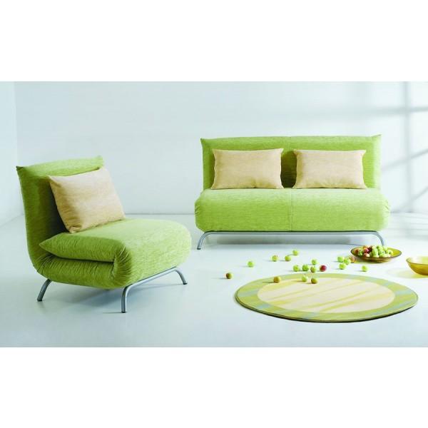 Multifunkcijska fotelja i kavč Smile s ležištem