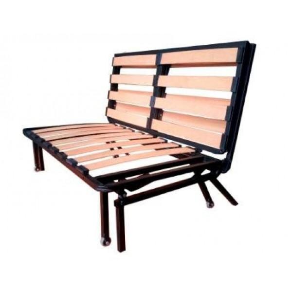 Multifunkcijska fotelja Novelty s ležištem - Ortopedske podnice