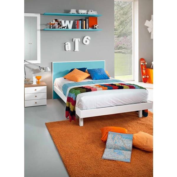 Dječja soba Colombini Volo V308 - krevet