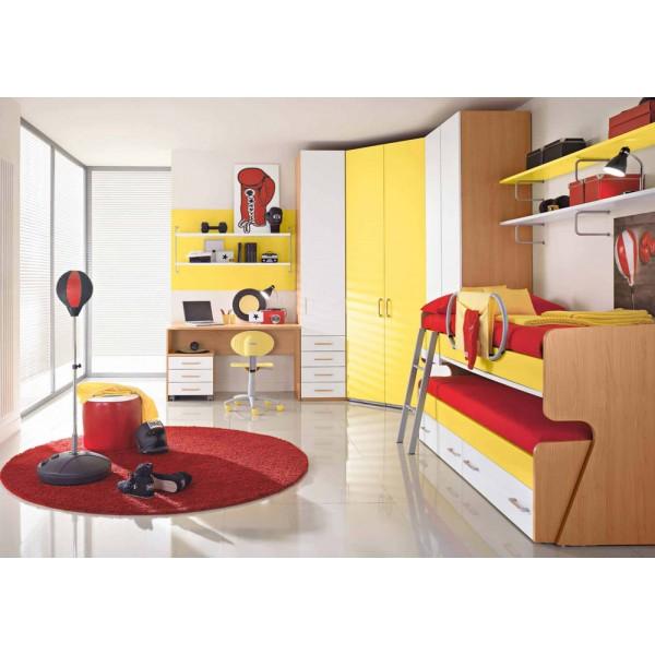 Dječja soba Colombini Volo V309