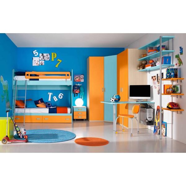 Dječja soba Colombini Volo V312