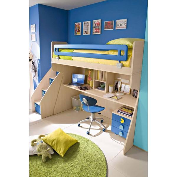 Dječja soba Colombini Volo V316 - krevet