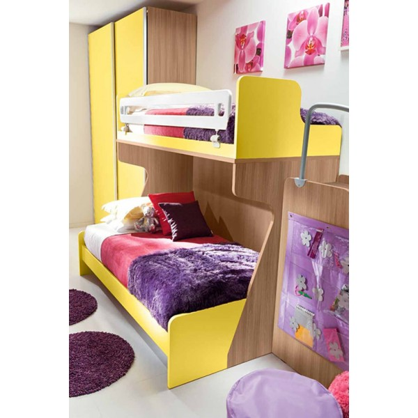 Dječja soba Colombini Volo V319 - krevet na kat