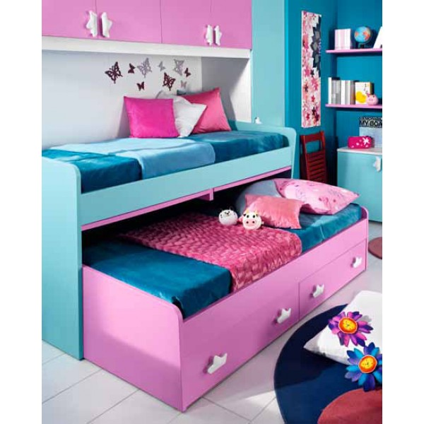 Dječja soba Colombini Volo V329 - krevet