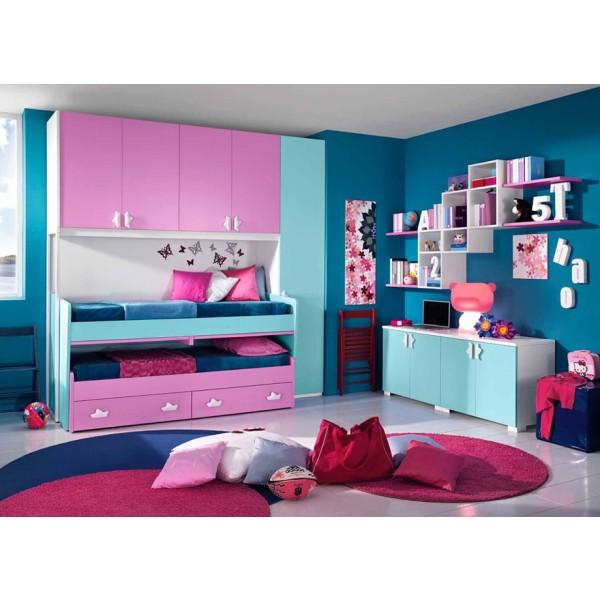 Dječja soba Colombini Volo V329