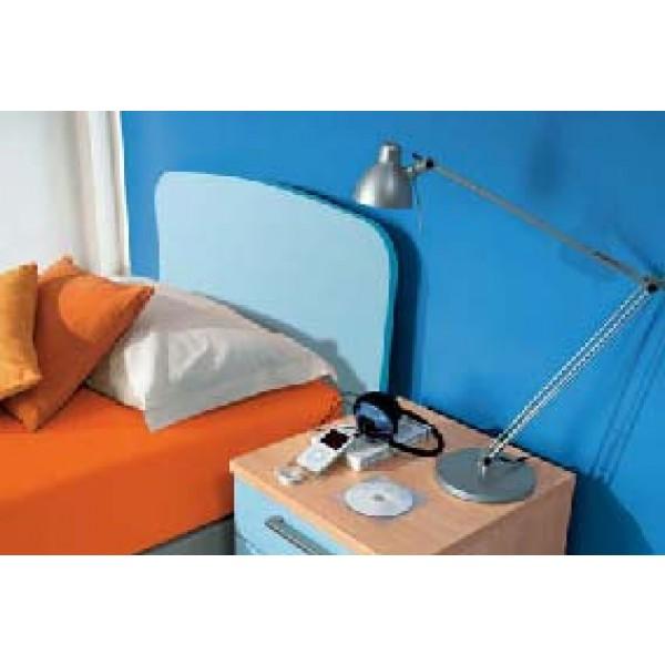 Dječja soba Colombini Volo VP511Y - krevet
