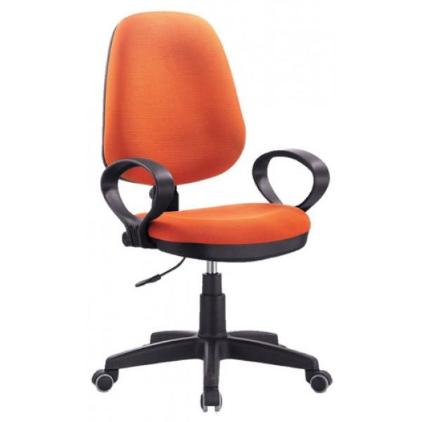 Pisarniški stol PATRIK oranžna