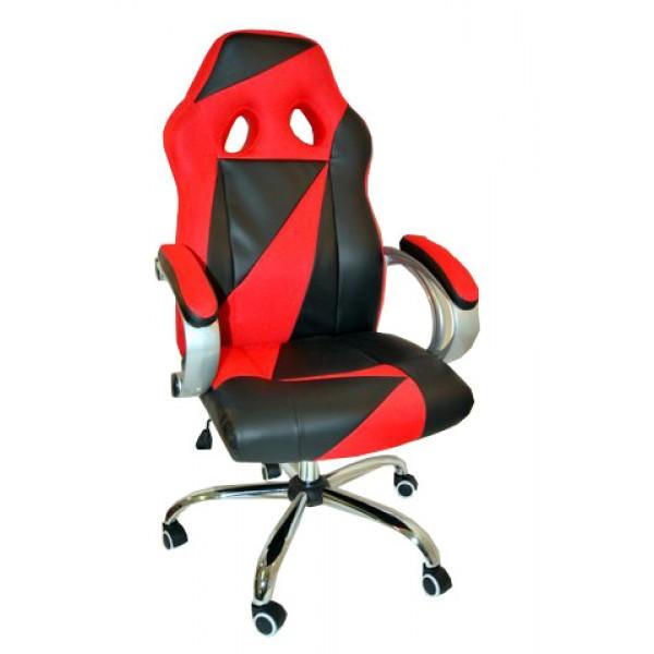 Uredska stolica HY-8127 - crvena
