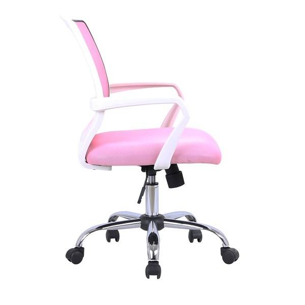 Uredska stolica Lili - roza