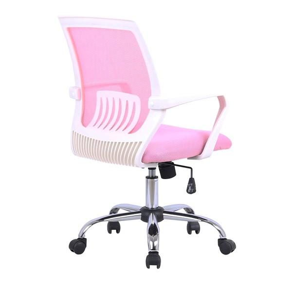 Uredska stolica Lili - roza: dodatna podrška