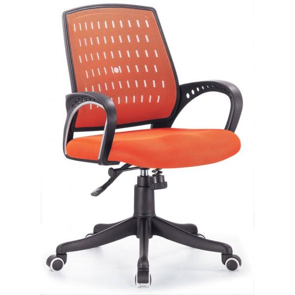 Uredska stolica Pončo: narančasta