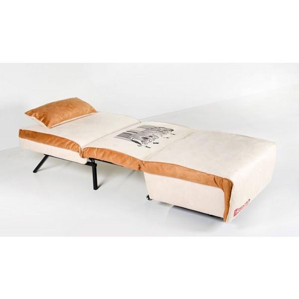 Multifunkcijska fotelja Novelty s ležištem - Ležište