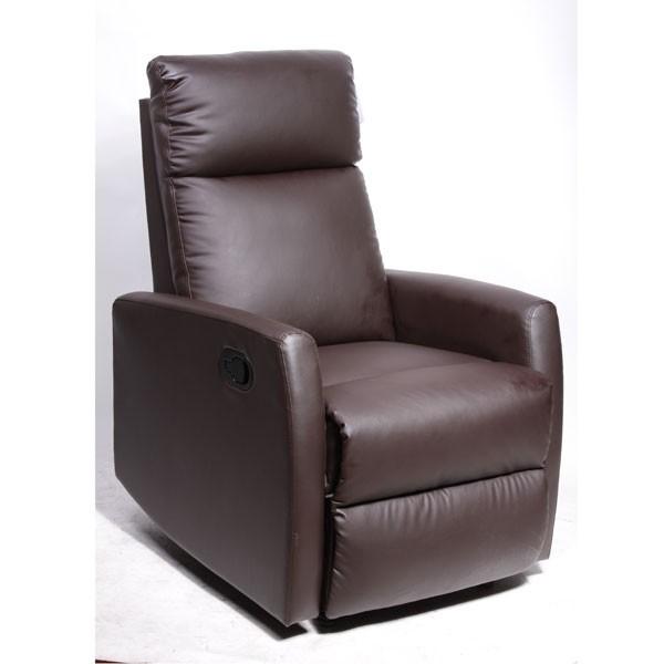 Fotelja EASY RELAX - smeđa